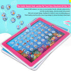 Baby LED Pad Tablet Educational Toys 1 2 Year Old Kids English/Spanish Learning