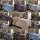 Damask Floral Luxury Duvet Covers Quilt Cover Reversible Bedding Set All Sizes