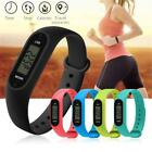 Unique Sport Bracelet Run Step Watch Pedometer Calorie Counter LCD ED