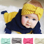 1Pc Baby Toddler Bowknot Hair Decor Elastic Hairband Accessories Headband