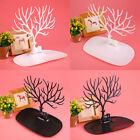 Antler Deer Tree Shape Jewelry Display Holder Ring Watch Necklace Stand