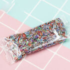 3D Fimo Nail Art Decoration Polymer Clay Canes DIY Slices Design1000pcs/pack