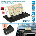 Sticky Silicone Pad Car Dashboard Mount Holder Cradle for Cell Phone Universal