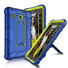 For Samsung Galaxy Tab E 8.0 Case Shockproof Armor Kickstand Protective Cover