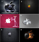 CHECKER / CHEQUER PLATE APPLE + others MOUSEMAT MOUSE MAT PAD Mac MacBook logo