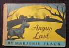1932  ANGUS LOST by Marjorie Flack HC VG- 3.5 Doubleday