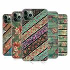 HEAD CASE DESIGNS FLORAL RUINS SOFT GEL CASE FOR APPLE iPHONE PHONES