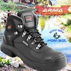 Spartan Safety Boots by Arma S3 Weatherproof Steel Toecap Work Boots