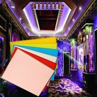 12V A6 EL Panel Electroluminescent Cuttable Light Paper Neon Sheet W/ Actuator