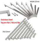 Stainless Steel Kitchen Door Handle Cabinet Handles Drawer Pulls Square/Round Pull