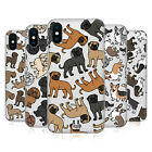 HEAD CASE DESIGNS DOG BREED PATTERNS 10 HARD BACK CASE FOR APPLE iPHONE PHONES