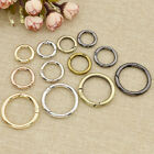 Внешний вид - Snap Clip Trigger Spring Gate O Ring Keyring Buckle Bag DIY Decor Accessory 5pcs
