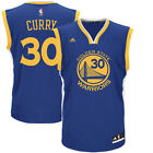 Stephen Curry Golden State Warriors adidas Replica Road Jersey Royal Blue