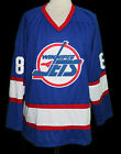 WINNIPEG WHA RETRO HOCKEY JERSEY TEEMU SELANNE SEWN NEW ANY SIZE