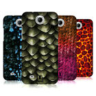 HEAD CASE DESIGNS DRAGON SCALES HARD BACK CASE FOR HTC PHONES 3