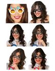 NOVELTY HAPPY BIRTHDAY GLASSES PARTY 18TH 30TH 40TH 50TH 60TH FANCY DRESS YEAR