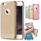 Luxury-Bling Glitter Soft Ultra Thin Rubber Case TPU-Cover For iPhone 6/6S/6+