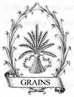Furniture Decal Image Transfer Vintage Grains Wheat Shab - Best Reviews Guide