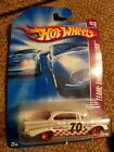 Hot Wheels 2008 TEAM: Engine Revealers #155 '57 Chevy White w/ 5SPs Opening Hood
