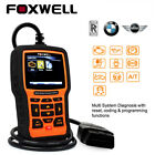 ABS SAS SRS EPB OIL NT510 Multi Engine Check Car Scanner Diagnostic Tool
