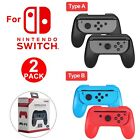 2Pcs For Nintendo Switch Joy-Con Handle Controller Grip Gaming Handheld Holder