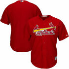 St. Louis Cardinals Majestic Men's Official Cool Base Team Jersey Baseball