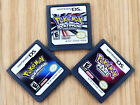 Pokemon Platinum,Diamond,Pearl Game Cards For Nintendo 3DS NDSI NDS NDSL USA Ver