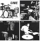 CLINIC clinic self titled (CD compilation) WIGCD64 art rock psych indie 1999