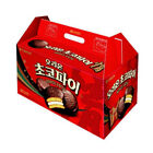ORION Choco Pie 48packs Korean Best Bread Chocolate Hit Snack EMS Fast Shipping