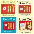 Dear Zoo Book Rod Campbell Touch and Feel Paperback Board Hardback Bestseller