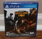 (NEW SEALED) INFAMOUS SECOND SON PS4 PLAYSTATION 4 ACTION VIDEO GAMES
