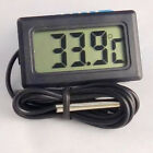 Thermometer Digital LCD -50°+110°C Temperatur Anzeige Messer Termometer Kit~