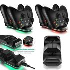 Dual Charging Dock Station 2 Rechargeable Batteries &Amp; Usb Cables For Xbox On
