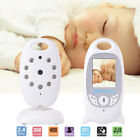 LCD Funk Wireless Babyfone Babyphone Baby Monitor Nachtlicht VOX Kamera Video