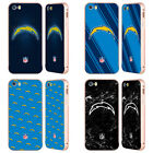 NFL 2017/18 LOS ANGELES CHARGERS GOLD BUMPER SLIDER CASE FOR APPLE iPHONE PHONES