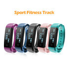 Diggro ID115 SmartBracelet Bluetooth Pedometer Calorie Monitor Call/SMS Reminder