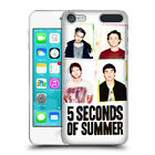 OFFICIAL 5 SECONDS OF SUMMER POSTERS HARD BACK CASE FOR APPLE iPOD TOUCH MP3