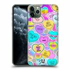 HEAD CASE DESIGNS SASSY STICKERS HARD BACK CASE FOR APPLE iPHONE PHONES