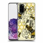 HEAD CASE DESIGNS INSECT PRINTS HARD BACK CASE FOR SAMSUNG PHONES 1