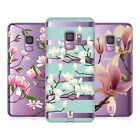 HEAD CASE DESIGNS MAGNOLIA BLOSSOMS HARD BACK CASE FOR SAMSUNG PHONES 1