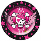 Pirate Girl Party Tableware Plates Cups Napkins Table Cover etc Variation