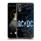 OFFICIAL AC/DC ACDC LOGO SOFT GEL CASE FOR HUAWEI PHONES