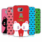 HEAD CASE DESIGNS CHRISTMAS CATS SOFT GEL CASE FOR HUAWEI PHONES 2