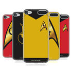 OFFICIAL STAR TREK UNIFORMS AND BADGES TOS GEL CASE FOR APPLE iPOD TOUCH MP3 on eBay
