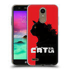 OFFICIAL TUMMEOW CATS 4 SOFT GEL CASE FOR LG PHONES 1