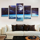 Set of Modern Picture Abstract Canvas Art Oil Painting Home Wall Decor Unframed