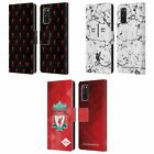 CUSTOMISED LIVERPOOL FC LFC 2017/18 LOGO LEATHER BOOK CASE FOR SAMSUNG PHONES 1