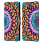OFFICIAL HAROULITA MANDALA LEATHER BOOK WALLET CASE COVER FOR SAMSUNG PHONES 2
