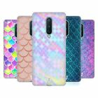 HEAD CASE DESIGNS MERMAID SCALES SOFT GEL CASE FOR AMAZON ASUS ONEPLUS