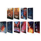STAR TREK MOVIE POSTERS TOS LEATHER BOOK WALLET CASE FOR SAMSUNG GALAXY TABLETS
